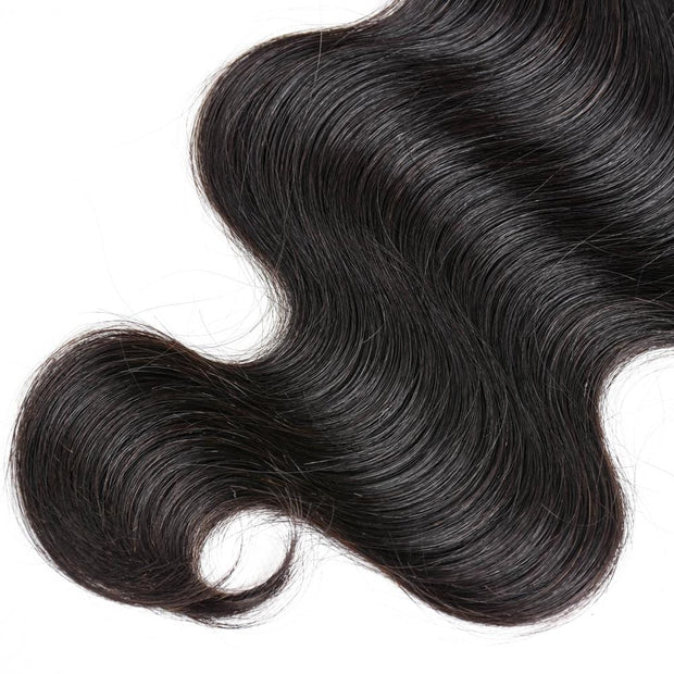 IM Beauty 8A Body Wave 100% Human Hair 4*4 Closure - IM Beauty