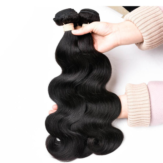 IM Beauty 8A Body Wave 100% Human Hair Weaves - IM Beauty