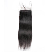 IM Beauty 8A Straight 100% Human Hair 4*4 Closure - IM Beauty