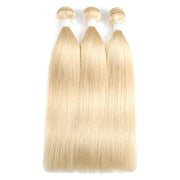 IM Beauty 8A Blonde 613 Straight 100% Human Hair Weaves - IM Beauty