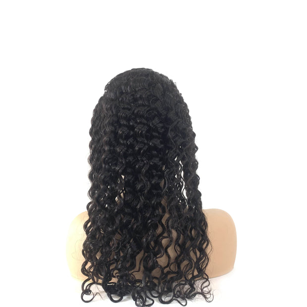 IM Beauty Indian Deep Wave Lace Front Wig - IM Beauty