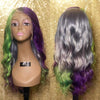 Joker- Lace Front Wig Made by Jahanah