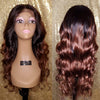 Melanie - Lace Front Wig Made by Jahanah