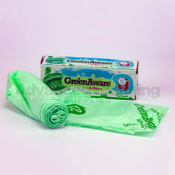 Fully Compostable Bin Liners in Stock