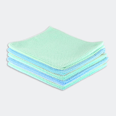 Waffle Microfiber Cloths 38cm x 45cm x 360gsm | Advanced Cleaning Supplies