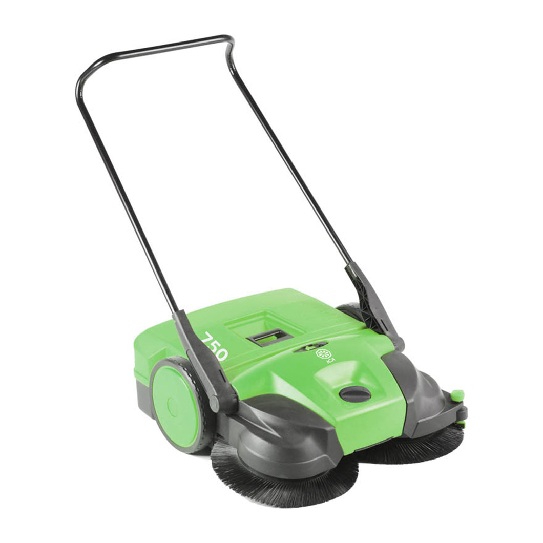 IPC 750 Sweeper | Advanced Cleaning Supplies