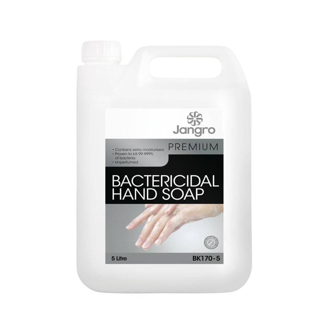 Premium Bactericidal Hand Soap 5L | Advanced Cleaning Supplies