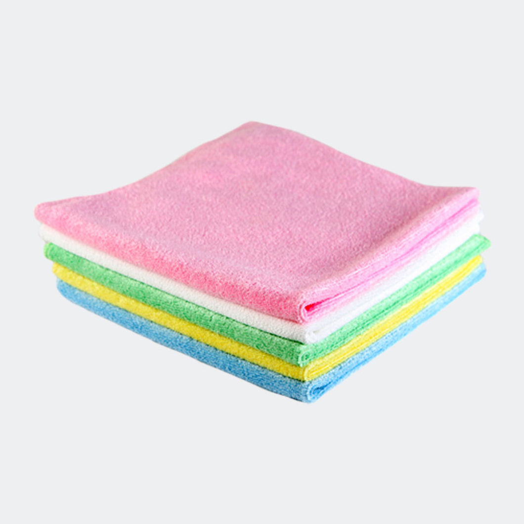 Microfiber Terry Cloth - Pack of 10 | Advanced Cleaning Supplies