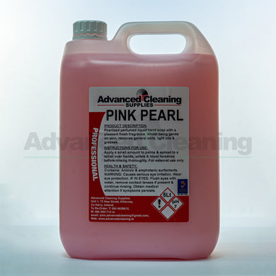Pink Pearl Hand Soap 5L | Advanced Cleaning Supplies