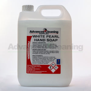 White Pearl Hand Soap 5L | Advanced Cleaning Supplies