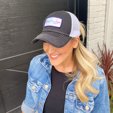 Load image into Gallery viewer, Move Pray Love Trucker Hat