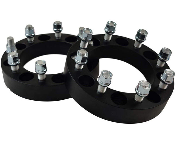 1992-2013 Chevrolet Suburban 2WD 4WD 8-Lug Wheel Spacers (8x165.1mm) - American Automotive