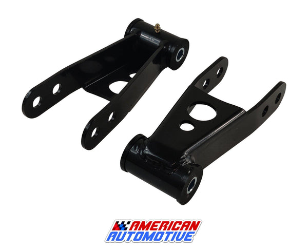 "2-3"" Adustable Rear Lift Kit for Chevrolet Colorado and GMC Canyon 2WD 4WD"