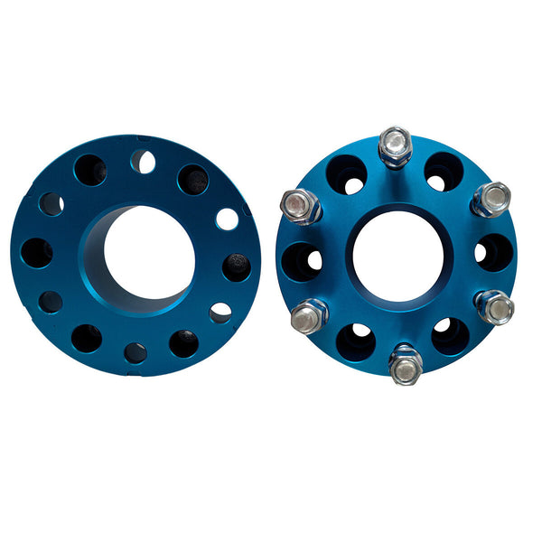 Avalanche 2WD 4WD 2-Inch Blue Wheel Spacers