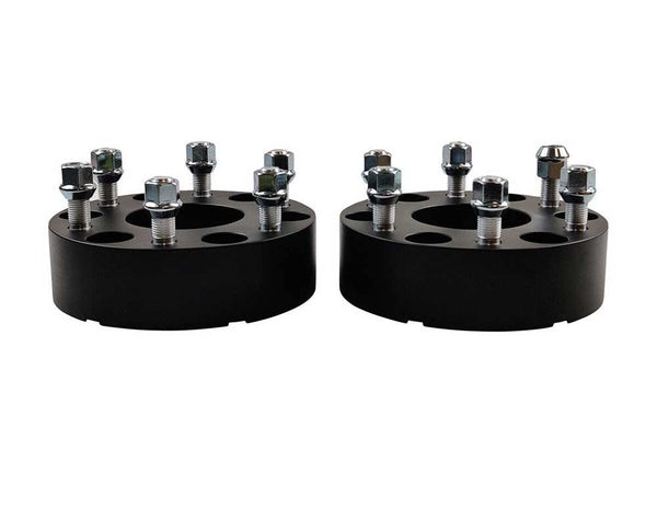 Chevrolet Silverado 1500 and GMC Sierra 1500 2WD 4WD 2-Inch Wheel Spacers WS3-2IN2X-101 - 2 pieces