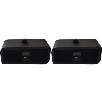 Chevrolet Silverado 2500HD 3500HD 2WD 4WD Rear Steel Tapered Lift Blocks