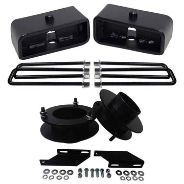Dodge Ram 1500 4WD Lift Kit with Sway Bar Drop