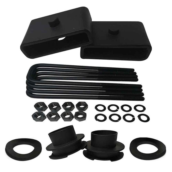 Dodge Ram 2500 3500 Leveling Lift Kit CS1BK30SB15UBS10-34