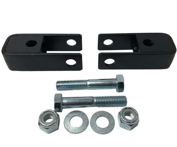 Dodge Ram 2500 3500 4WD Front Spring Spacers and Shock Extenders Kit