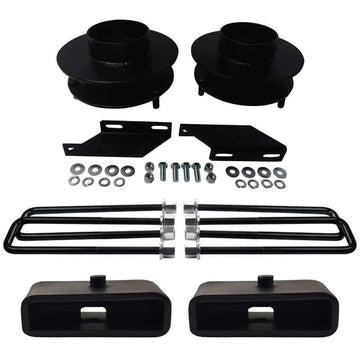 Dodge Ram 2500 3500 4WD Lift Kit with Sway Bar Drop