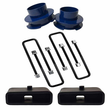 Ford F150 2WD Front and Rear Lift Kit
