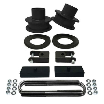 Ford F250 F350 Super Duty 4WD Front and Rear Leveling Lift Kit