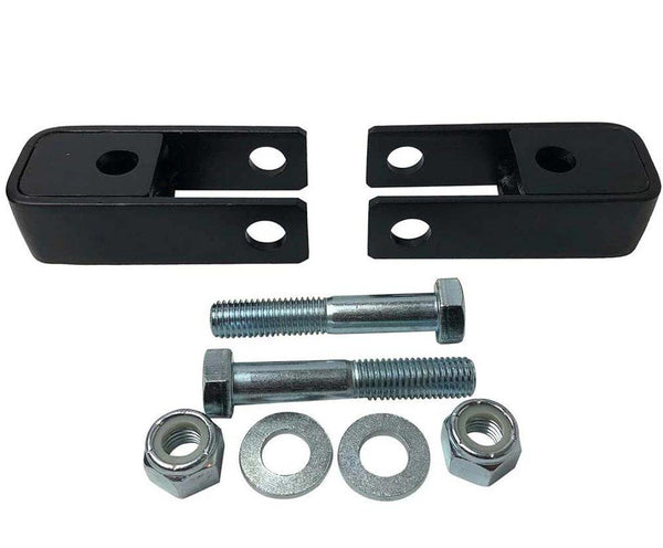 Ford F250 F350 Super Duty 4WD Full Suspension Leveling Lift Kit shock extenders