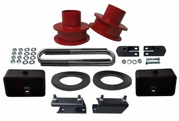 Ford F250 F350 Super Duty 4WD Suspension Leveling Lift Kit