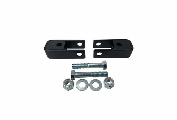 Ford F250 F350 Super Duty 4WD Suspension Leveling Lift Kit relocation brackets