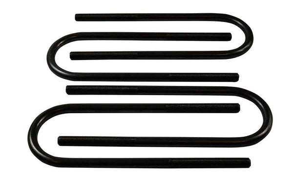 Ford Ranger 4WD 11-Inch Round Rear Lift U-Bolts