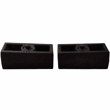 GMC Sierra 2500HD 2WD 4WD Rear Cast Iron Tapered Lift Blocks