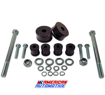 Toyota Tacoma, 4Runner and FJ Cruiser 4WD Differential Drop and Skid Plate Kit