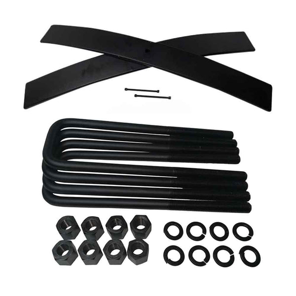 Rear Suspension Lift Kit for Toyota Tundra 2WD 4WD - LSPRING2-UBLT12-5