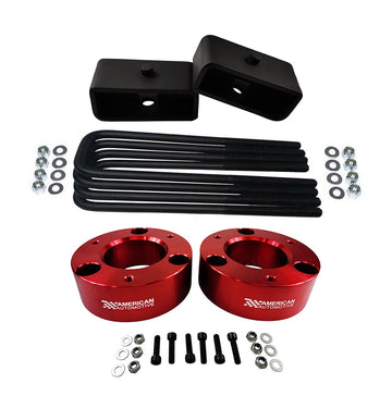 GMC Sierra Chevrolet Silverado 1500 2WD 4WD Suspension Leveling Lift Kit