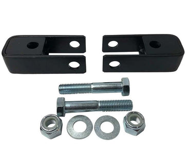 Road Fury Front Shock Extenders for GM Chevrolet Silverado Sierra 1500, Cadillac Escalade, Avalanche 1500