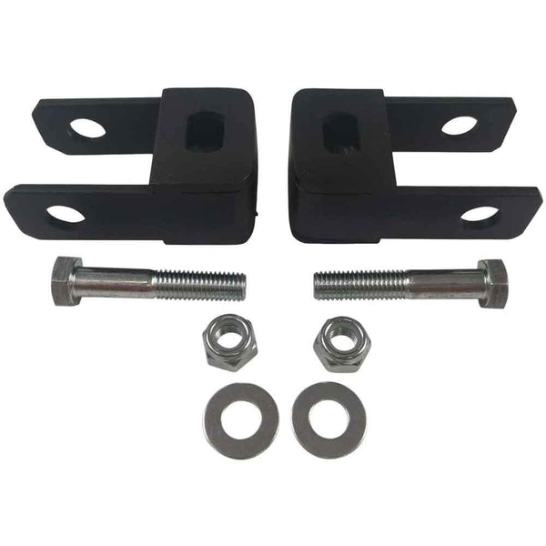 Road Fury GMC Sierra Chevrolet Silverado 1500 Front Shock Extenders - alternate view