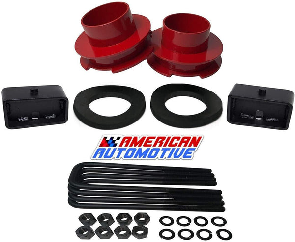 Dodge Ram 1500 2WD Suspension Leveling Lift Kit 2 inch lift blocks