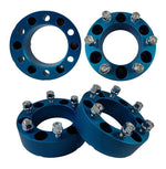 Toyota 4Runner 2WD 4WD 2-Inch Blue Wheel Spacers WS2-2IN4X-104-BLUE - 4 pieces