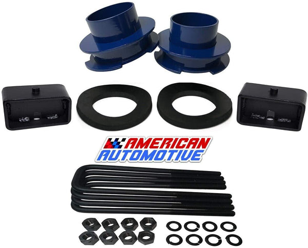 Dodge Ram 1500 2WD Suspension Leveling Lift Kit 1.5 inch lift blocks