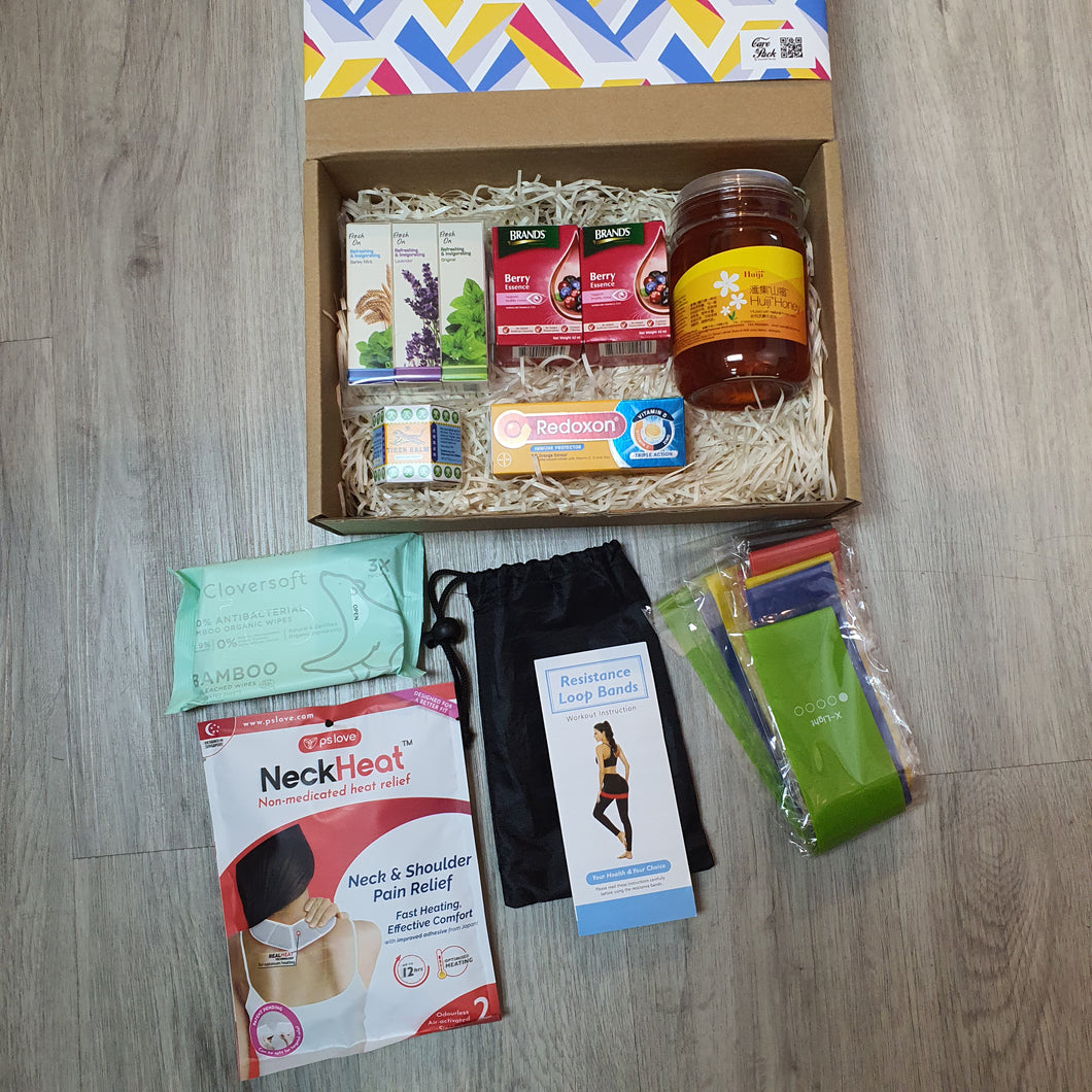Wellness Pack @ $50 each - MOQ: 100