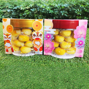 Festive Goodies: CNY Goodies with Customised Packaging