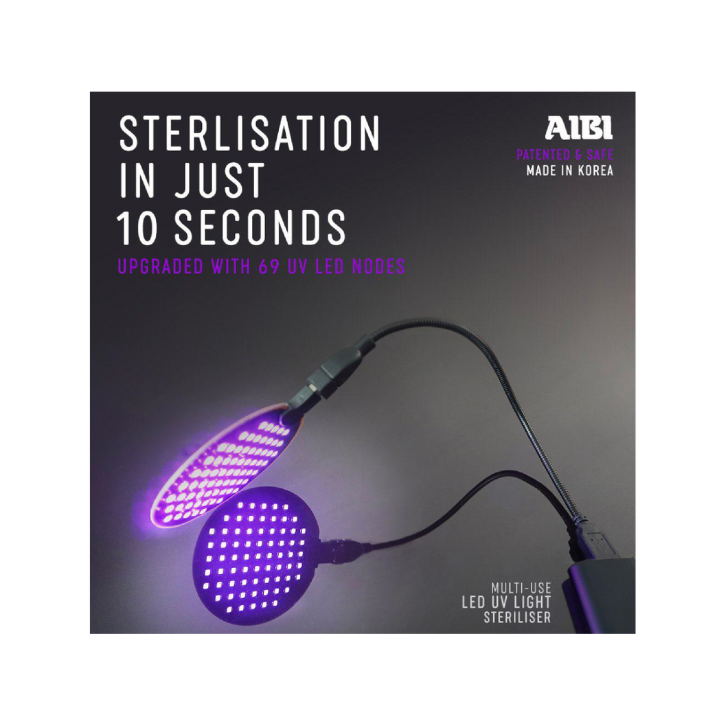 Electronics Pack: AIBI Portable LED Multi Use Sterilizer