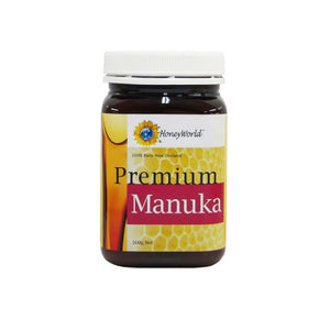 Immunity Pack: 50g HoneyWorld® Premium Multiflora Manuka