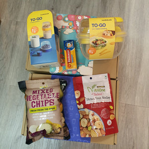 Healthy Lifestyle Pack @ $43 each - MOQ: 100