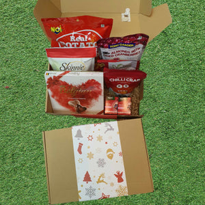 Care Pack: Special Christmas Red Party Snack Pack @ $38 each - MOQ: 50