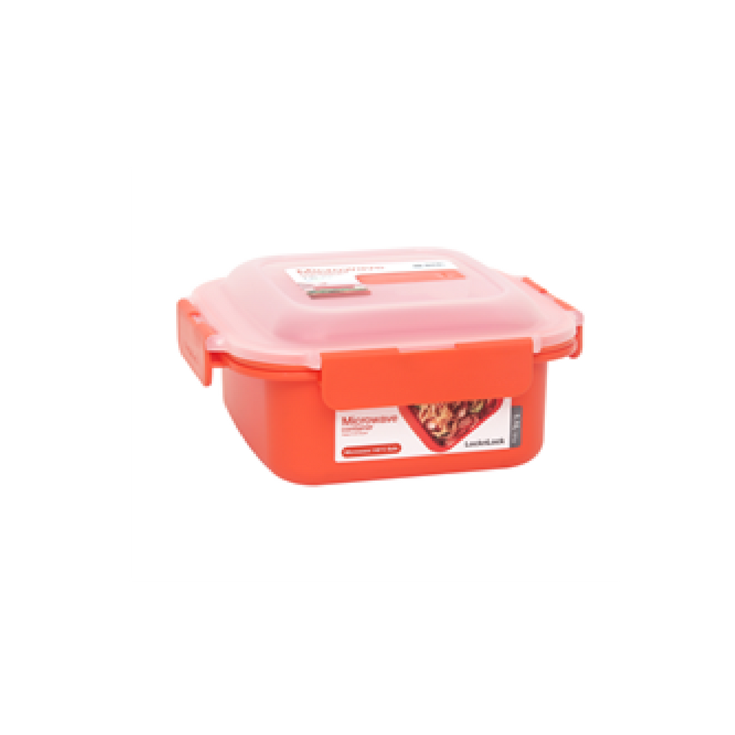 Others: Lock and Lock Ramen Food Container with Steam Hole 1.1L