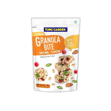Load image into Gallery viewer, Healthy Snack (Halal): 85g Tong Garden Cereal Granola Bite Original