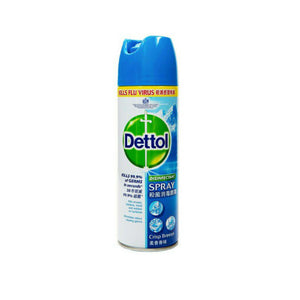 Protection Pack:  450ml Dettol Disinfectant Spray