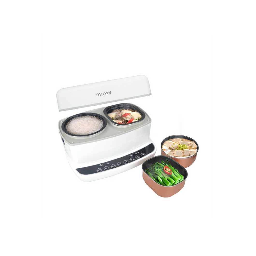 Electronics Pack: Mayer Set Meal Cooker