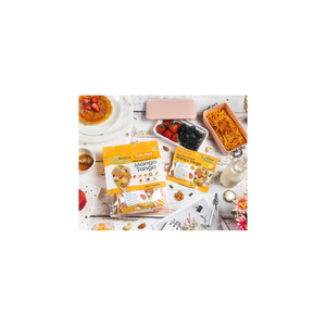 Healthy Snack (Halal): 28g x 7 NutriOne Mango Tango - Baked Nuts & Dried Fruits Daily Pack